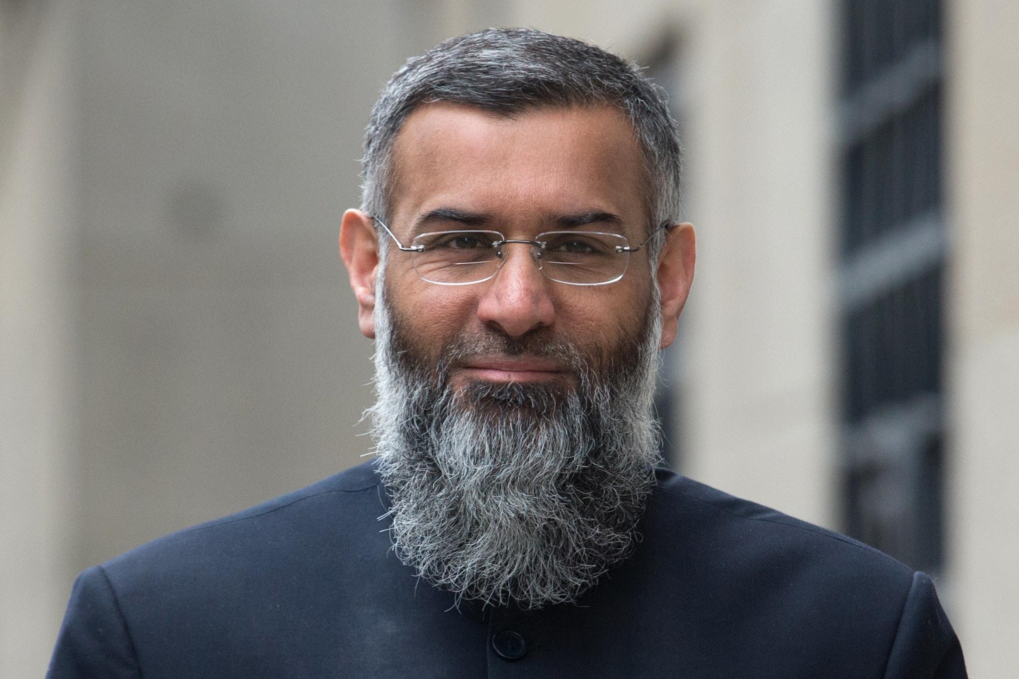 U.K. Lifts speaking Ban On Anjem Choudary