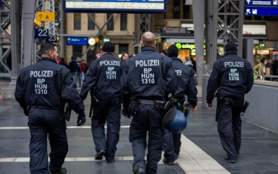 Counter terrorism- German police foil attack on a synagogue