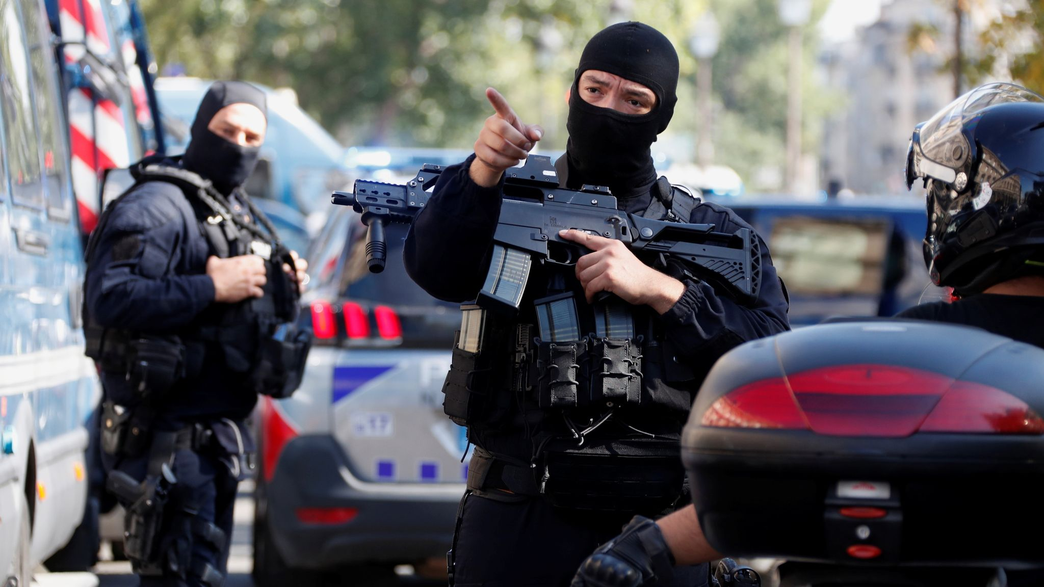 Counter terrorism ـ the renewed potential for terrorist attacks in Europe
